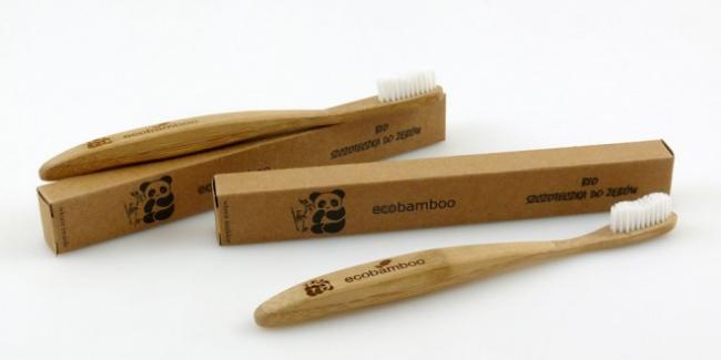 Brosse à dents 100% biodégradable