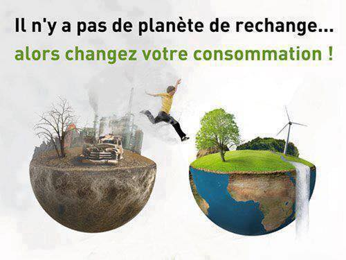 changement consommation