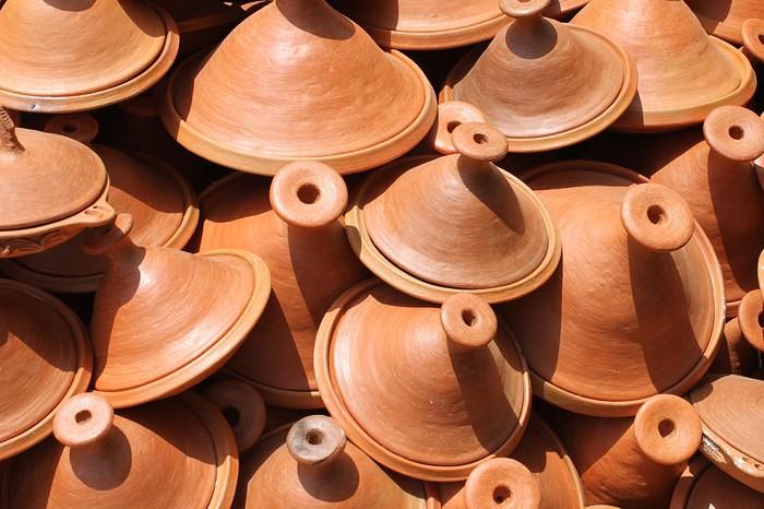 poterie sans vernis