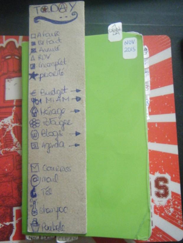 Symboles marque-page